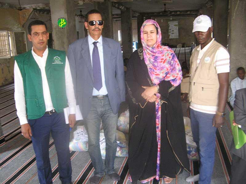 La Communauté Urbaine de Nouakchott lance une opération d'Iftar au profit des jeuneurs