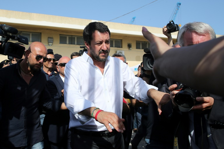 Migrants: Matteo Salvini accuse Malte de ne pas prendre sa part