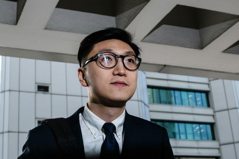 Le chef de file des indépendantistes de Hong Kong condamné à six ans de prison