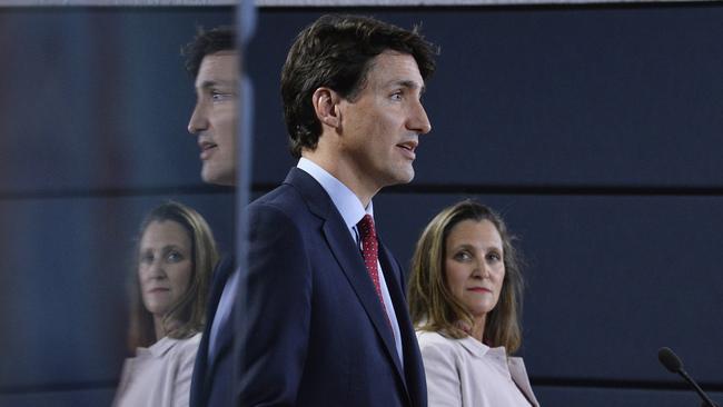"""Trump/G7: les critiques de Trudeau vont coûter """"cher"""" au Canada"""