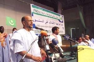 Mauritanie : L'opposition partante pour 2019