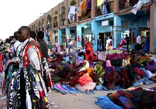 Mauritanie: le commerce déstructuré !