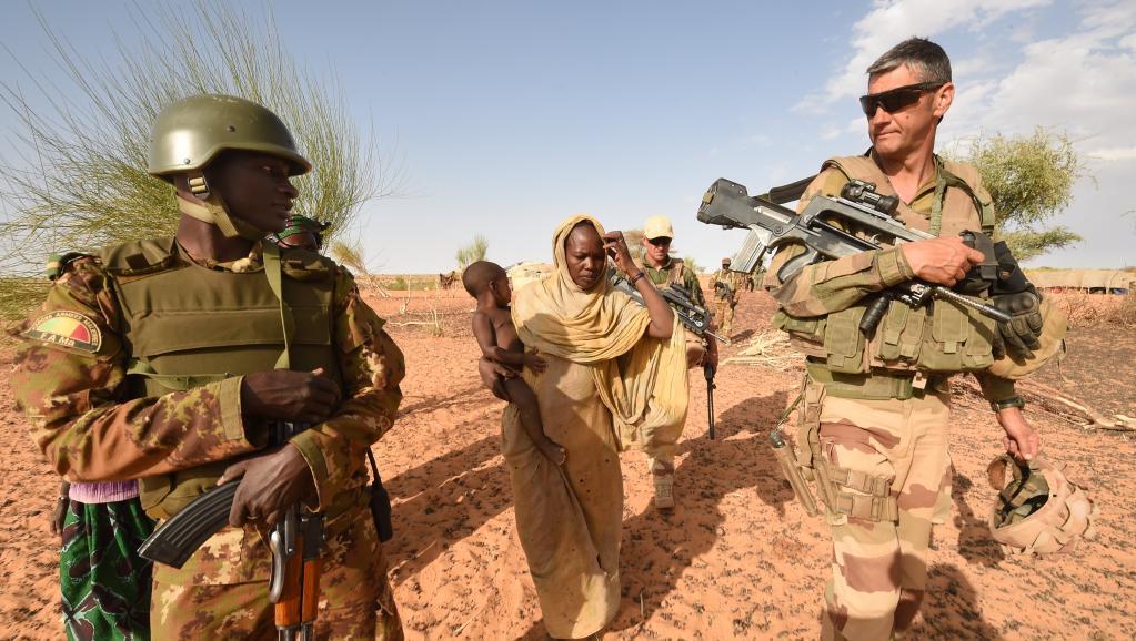 La force antiterroriste du G5 Sahel toujours à l'état embryonnaire