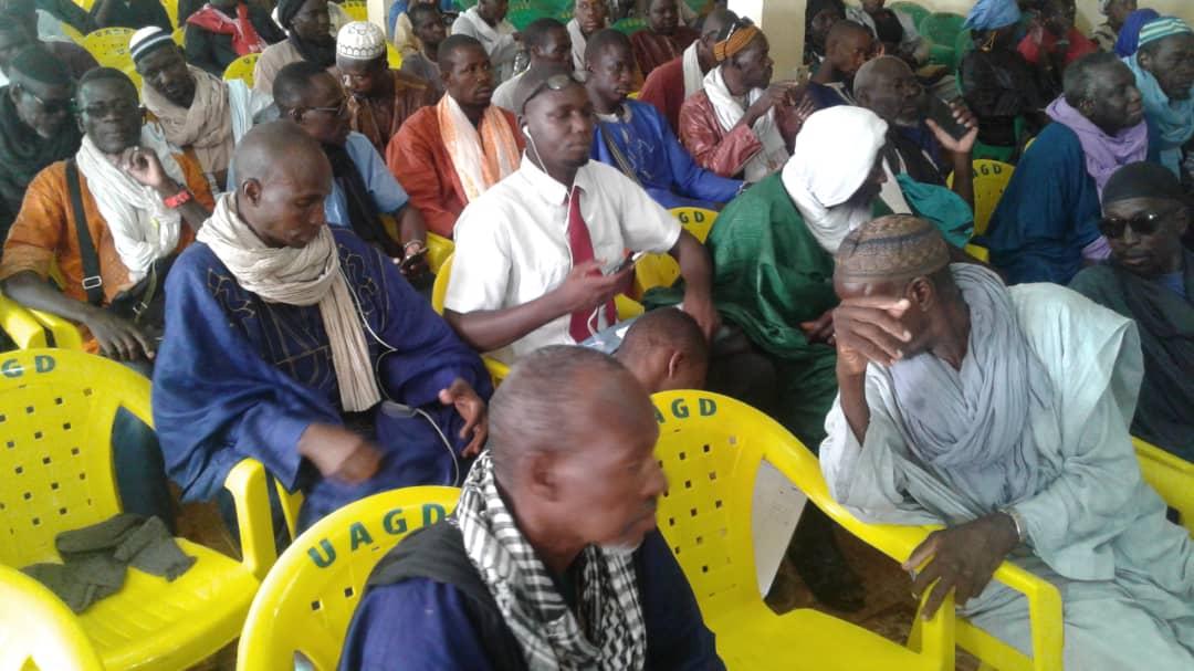 Rencontre GANBANAAXU du 21 juin 2018 à Selibaby: Photo Reportage !