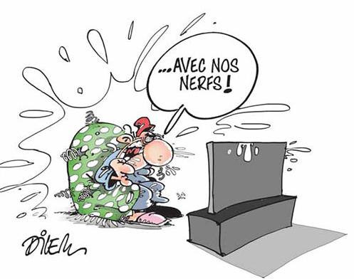 Crise interne à l'UFP
