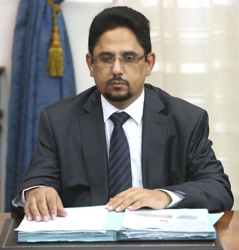Le ministre de la Culture revient de Tunis