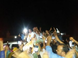 Zouerate/ Implantation du parti au pouvoir, mainmise du Rassemblement « zouerate pour tous » sur les zones et les délégués à la section.