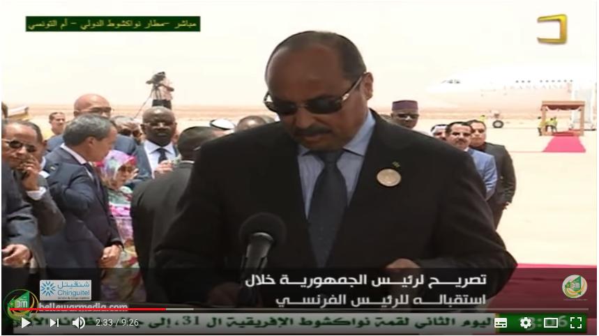Passé inaperçu : Aziz enterre Oumtounsi et Macron accompagne le clou...