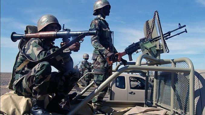 Mauritanie : appui européen pour l'amélioration des relations entre l'armée et les populations