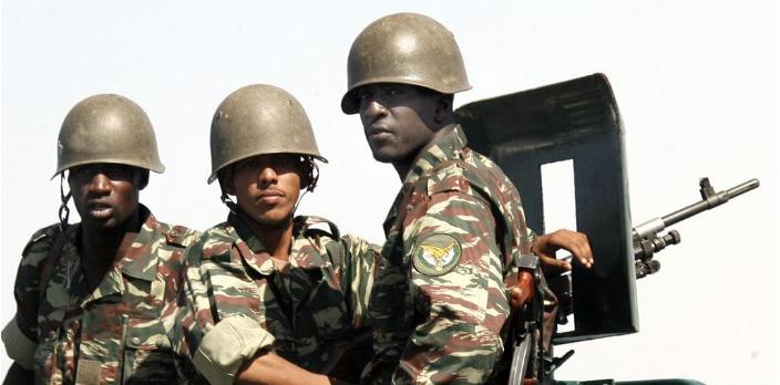 L'armée mauritanienne considérée comme un gage de sécurité