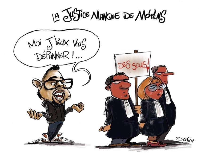 Le ministre de la Justice visite à Néma les services dépendant de son département