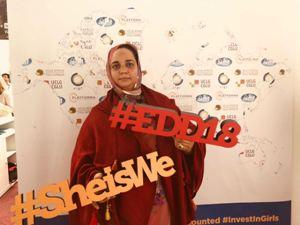 Une femme leader: Zahra Abdallahi, l'« inhabituelle »