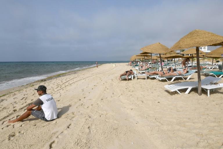 Sur les plages tunisiennes, le retour du tourisme à grande échelle
