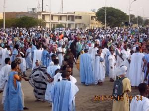 Élections/Mauritanie : L'Opposition de la marche aux urnes pour battre le parti au pouvoir