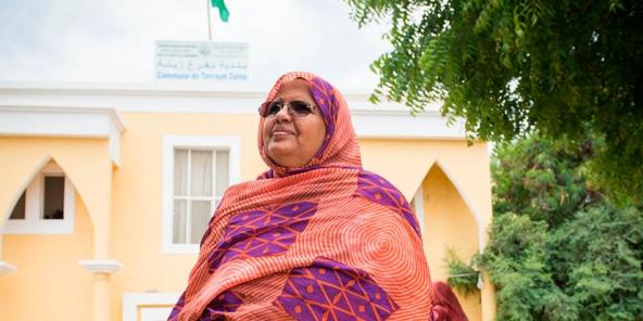 Mint Abdel Malick candidate la plus en vue pour diriger le conseil régional de Nouakchott