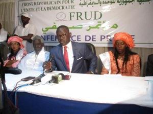 Mauritanie/Politique : Le FRUD, un parti centriste se prépare pour la présidentielle de 2019