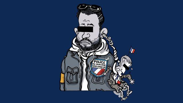 Si Macron n'a plus que Julian Bugier pour le sauver alors il est cuit…