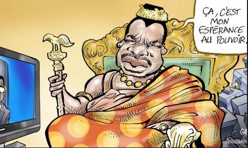 Le Président restera au pouvoir réaffirme un ministre