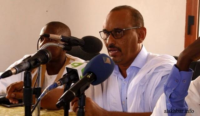 Les autorités veulent « saboter » la candidature de Biram aux législatives (Sawab)