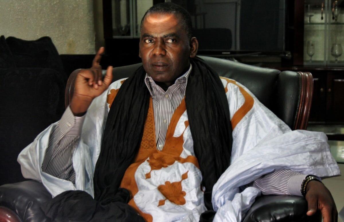 Birame Dah Abeid finira assassiné par un illuminé