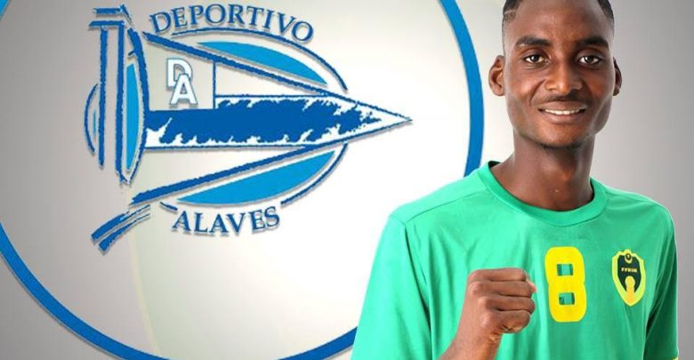 Foot : troisième recrue mauritanienne dans les championnats d'Europe