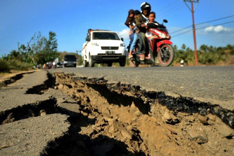 Indonésie: le bilan du séisme à Lombok monte à 387 morts