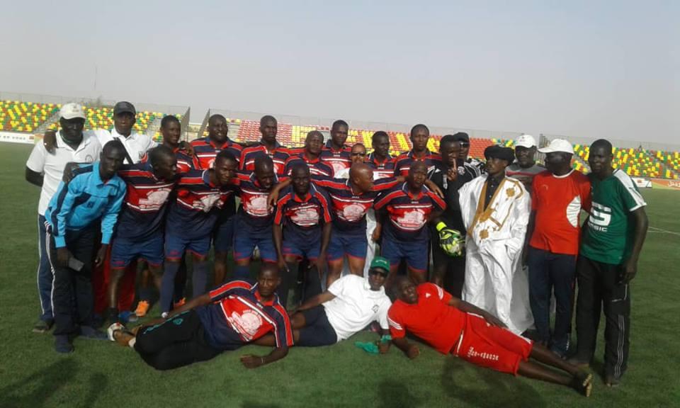 Satisfecit après le tournoi des anciens du Sénégal et de Mauritanie