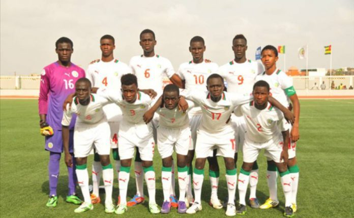 Match amical : Les U17 du Sénégal étrillent la Mauritanie (3-0)