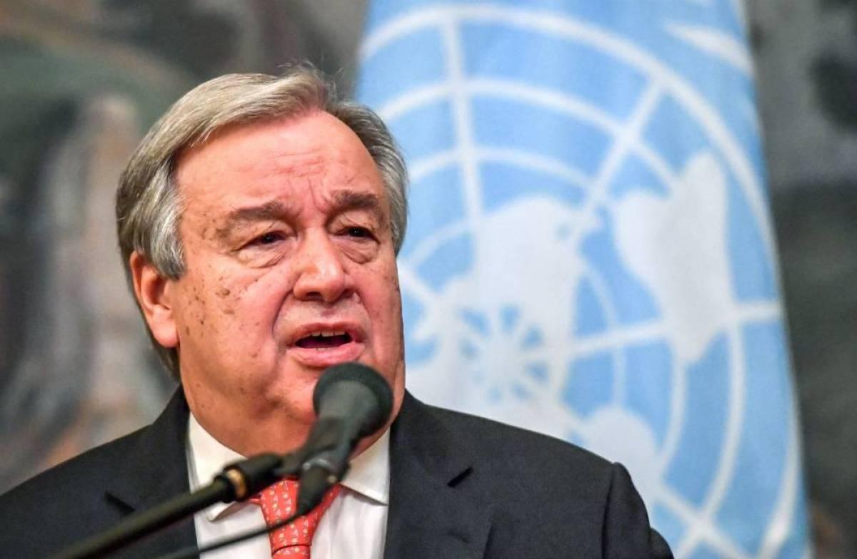 Les recommandations du chef de l'ONU pour protéger les Palestiniens