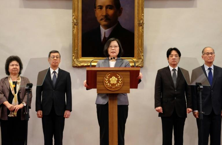Taïwan, une île en voie de disparition diplomatique