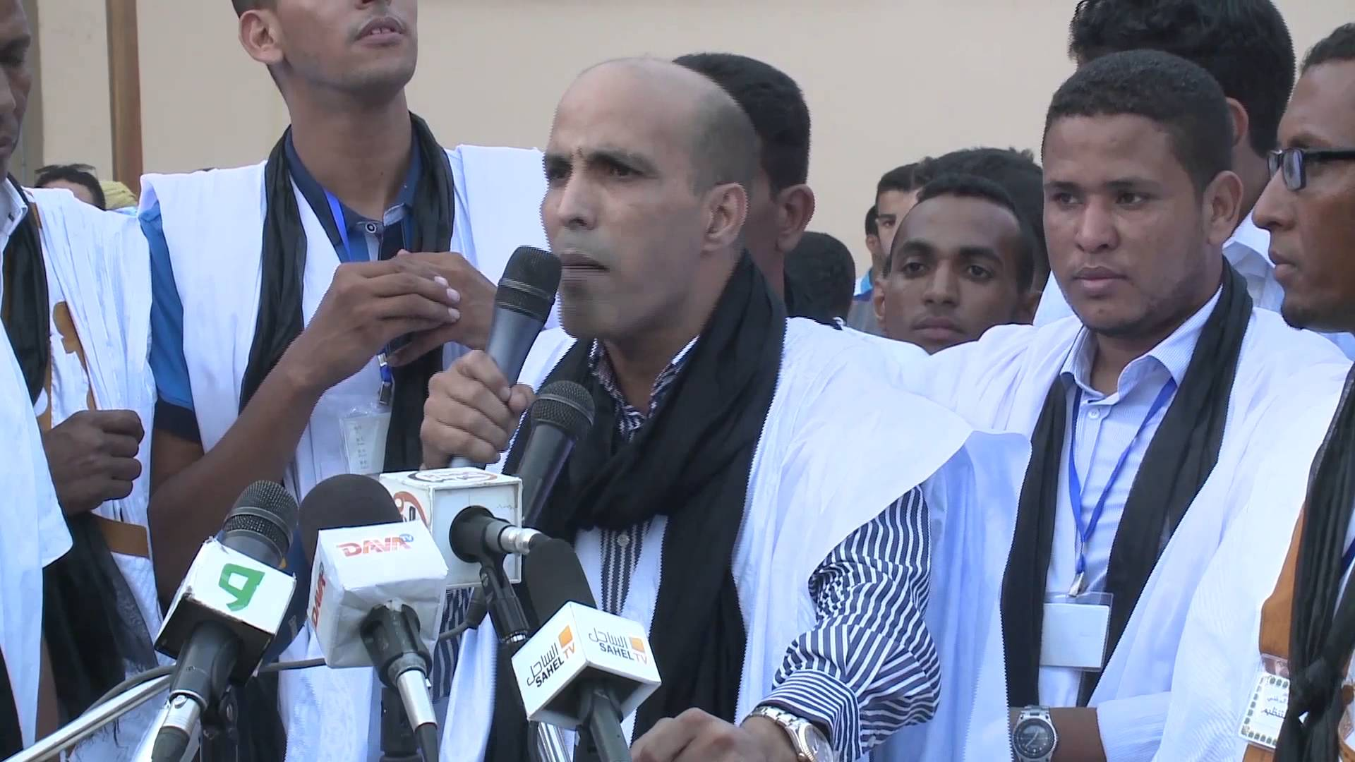 Le président du parti ''Nida Al Watan'' appelle à la coexistence pacifique