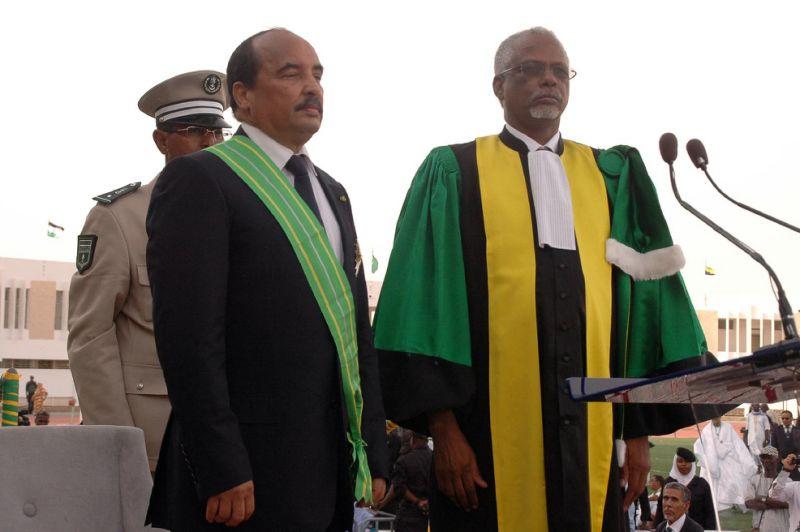La constitution n'interdit pas au Président de battre campagne, dit Aziz