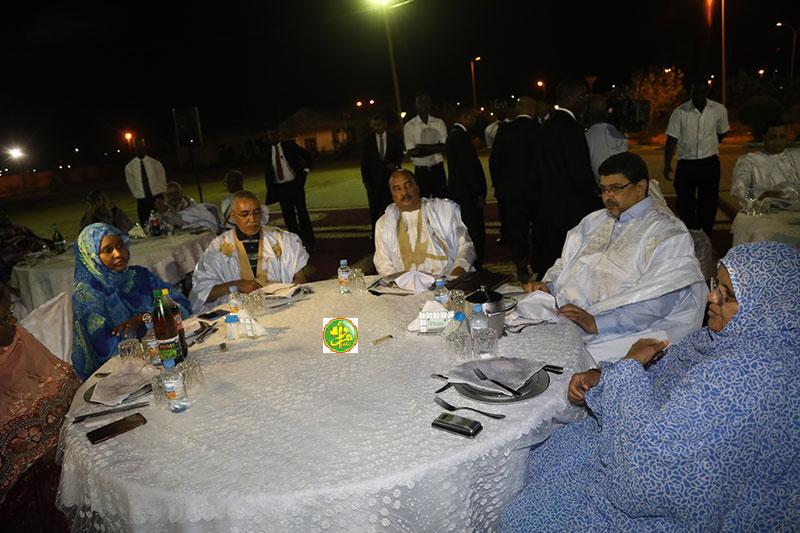 'Je ne me désengagerai jamais du peuple mauritanien, je suis citoyen et j'ai un sens patriotique et des responsabilités'
