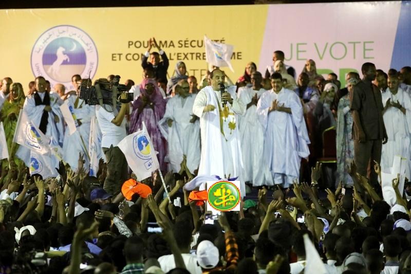 Le Président de la République : « Vous devez vaincre les rescapés du camp de la gabegie et de l'extrémisme »