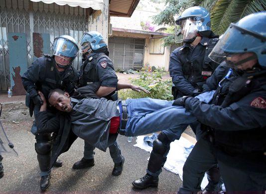 """Le Maroc lance une opération contre les réseaux """"mafieux"""" de migrants"""
