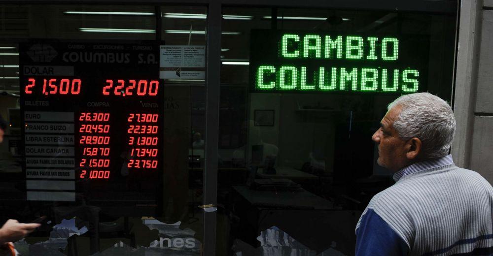 Chute incontrôlée du peso argentin, malgré la perfusion du FMI