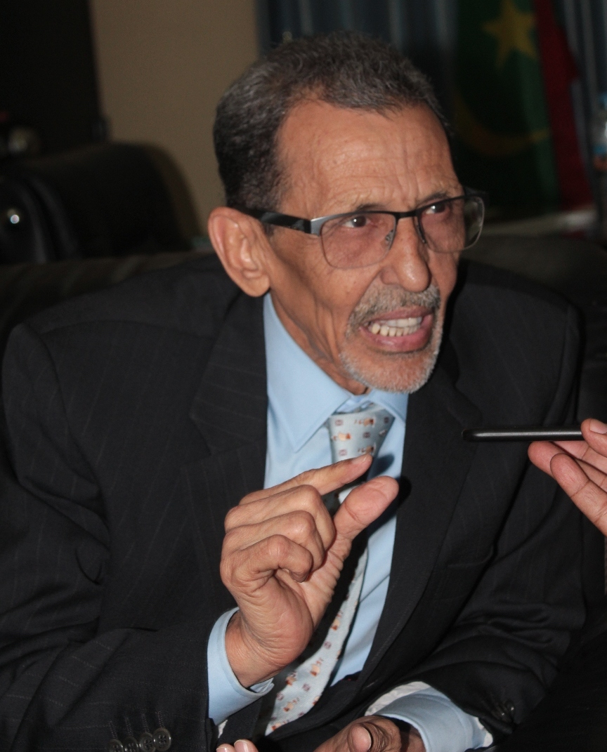 Mohamed Vall ould Bellal, président de la Commission Electorale Nationale Indépendante (CENI), dans un entretien exclusif : ''Je peux assurer et garantir, à tous les Mauritaniens, que ce qui se passera, ici, sera juste et transparent''