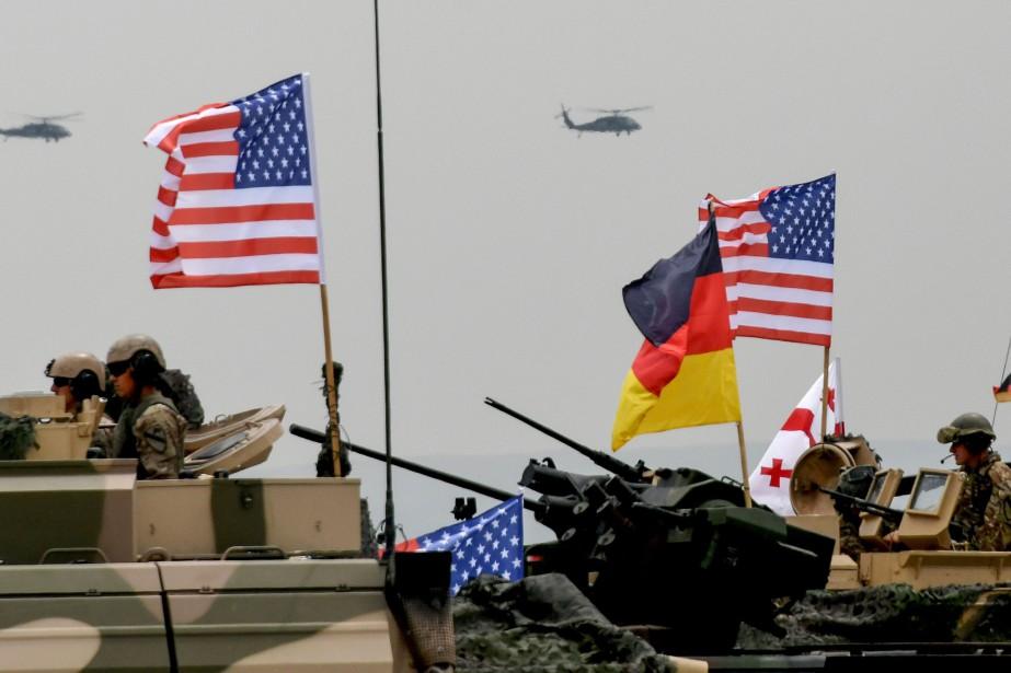 Les Etats-Unis vont renforcer leur présence militaire en Allemagne