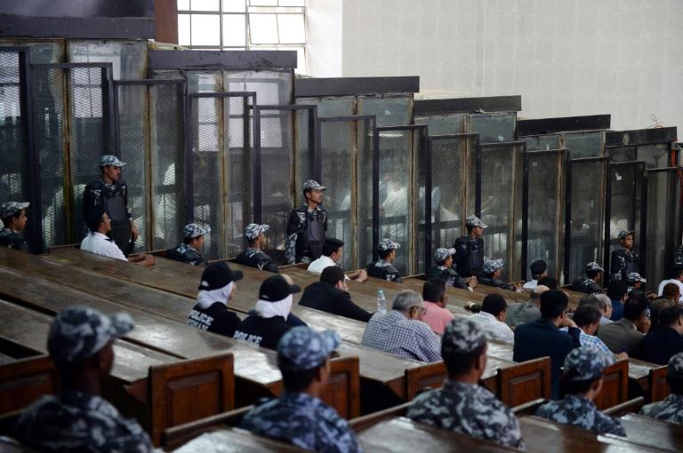 L'ONU dénonce les 75 condamnations à mort prononcées par l'Egypte