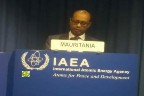 La Mauritanie participe à la 62e session ordinaire annuelle de la Conférence générale de l'AIEA