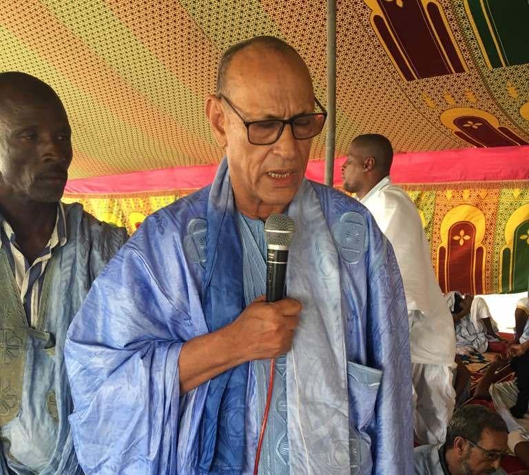 Mohamed Ould Brahim Ould Seyid : De la police à la politique