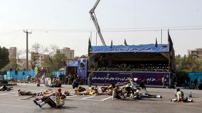 Attentat en Iran : 24 morts selon un nouveau bilan officiel