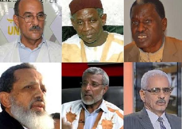 Ces chefs de partis grands absents du futur Parlement