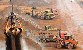 Chute des revenus tirés des industries extractives