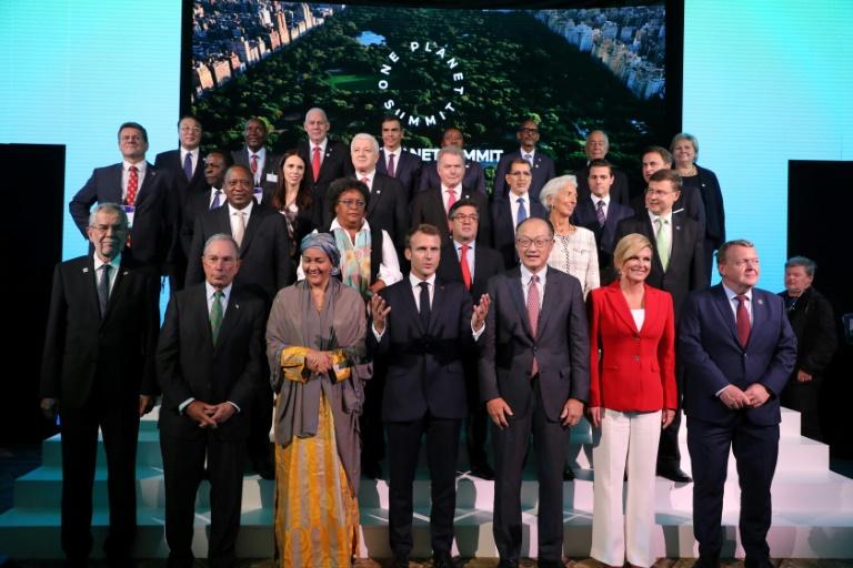 Mobiliser, remobiliser, recommencer: nouveau sommet climat à New York