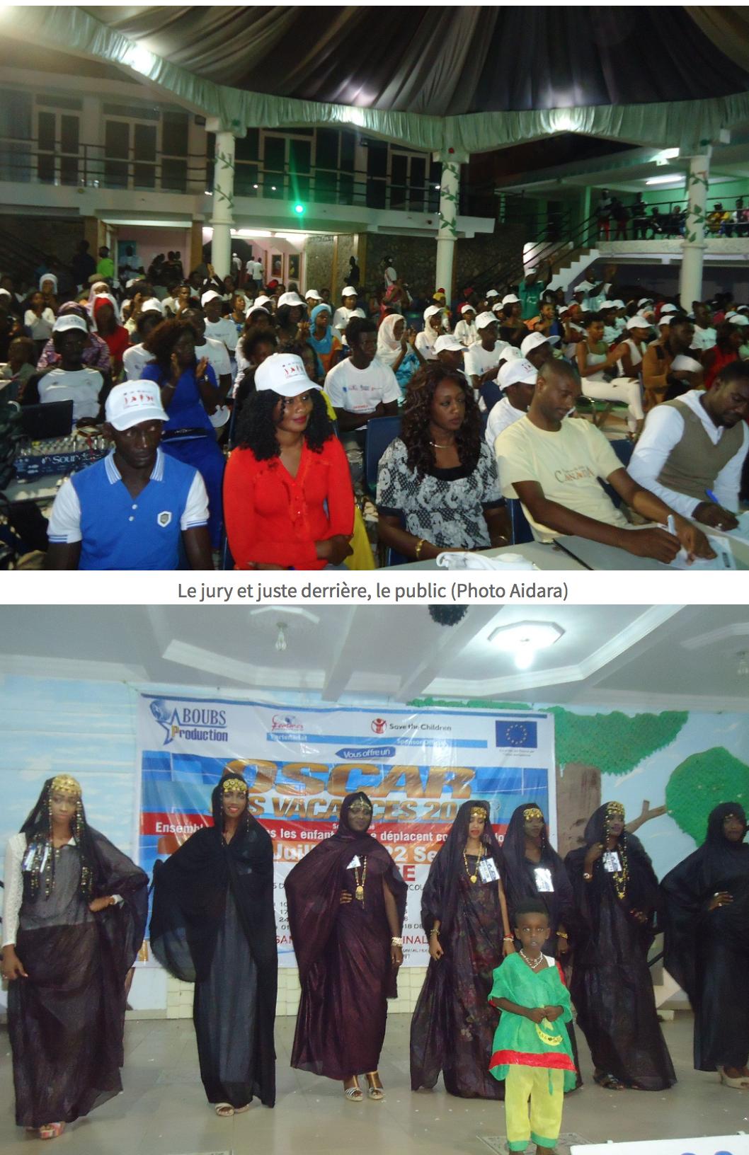 Oscar des vacances ou le talent caché des jeunes Mauritaniens