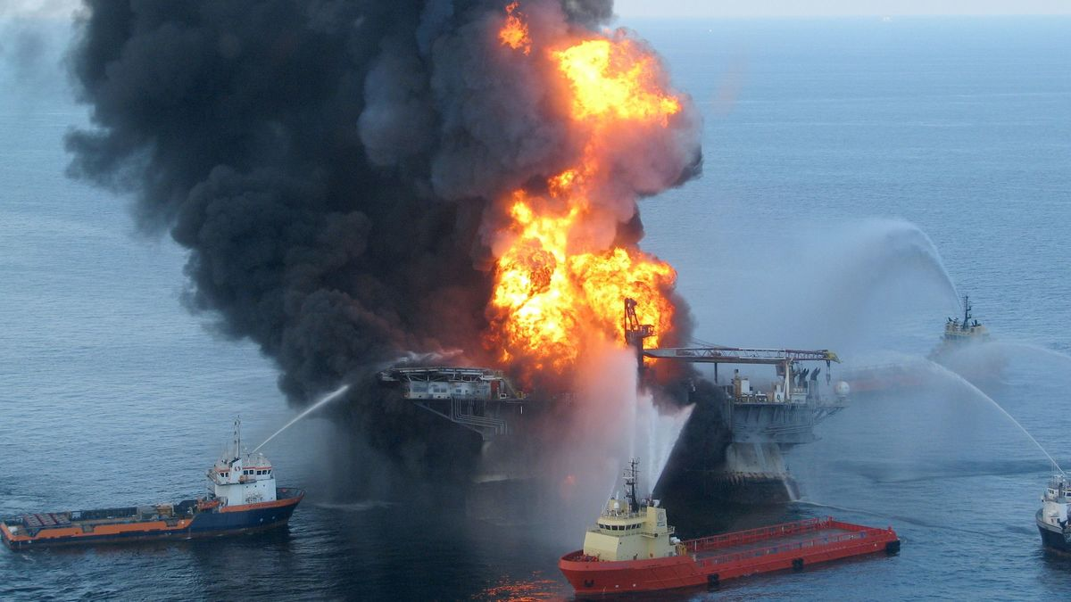 Marée noire au Mexique: BP a obtenu de payer une amende réduite, selon une ONG