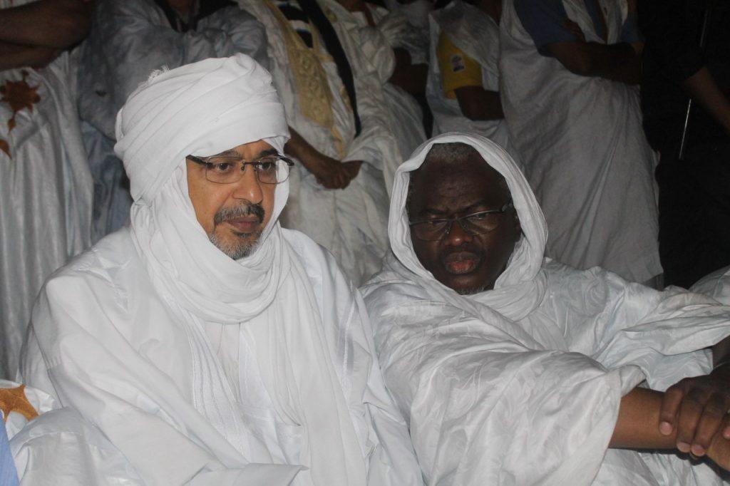 Ould Maham trouve bizarre de parler de la démocratie mauritanienne depuis le Qatar