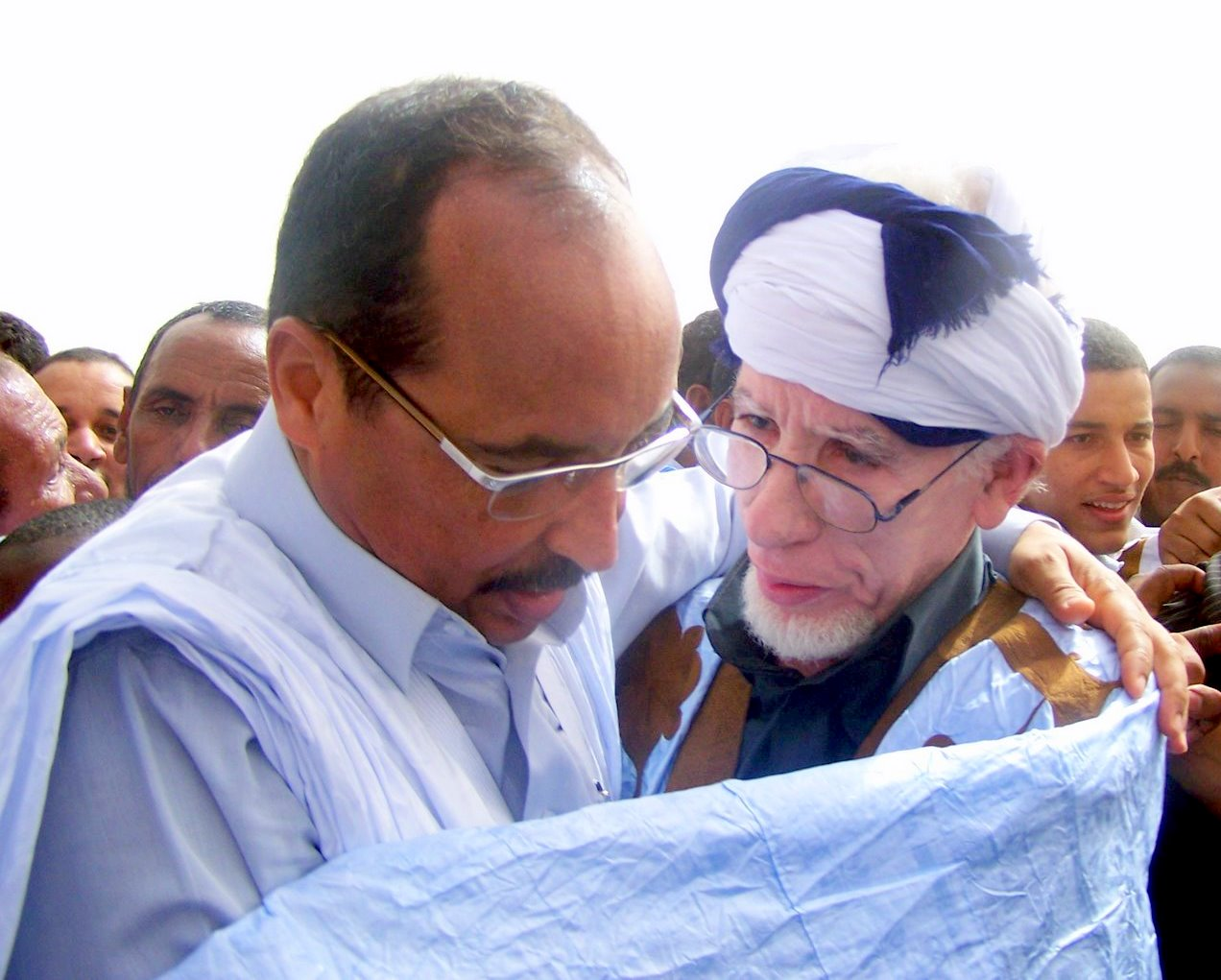 2 charia pour une Mauritanie :  Hamden Ould Tah et Cheikh Ould Dedew radicalement opposés