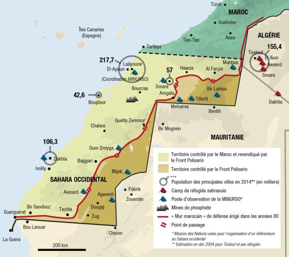 Aziz rappelle les liens profonds entre les mauritaniens et les sahraouis